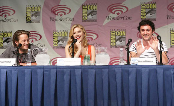"""Living The Vikings"" Panel for HISTORY at WonderCon"